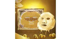 Arany kollagénmaszk