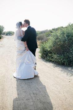 Beach wedding, San Clemente
