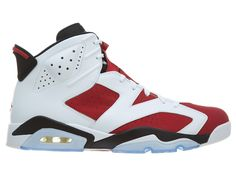 competitive price cfb09 c3746 Buy and sell authentic Jordan 6 Retro Carmine shoes and thousands of other  Jordan sneakers with price data and release dates.