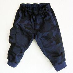 KB-14 shinobiワークパンツ - muni pattern - ~子供服・婦人服のパターン販売~