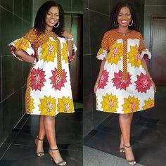Latest Awsome Ankara Styles 2019 By Diyanu African Dresses For Kids, African Maxi Dresses, Latest African Fashion Dresses, African Print Fashion, African Attire, Couture, African Print Dress Designs, African Traditional Dresses, Ankara Styles