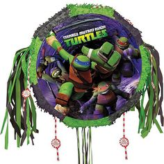 Ninja Turtles Pop Out Pinata - Themed Pinatas, Pinatas and Birthday Party Supplies
