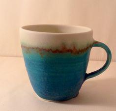 Mug, porcelain, Annie Jennings I'm in love with this mug.