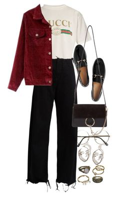 Casual weekend outfit ideas gucci t loafers sunglasses casual style inspo & Teen Fashion Outfits, Look Fashion, Trendy Fashion, Korean Fashion, Winter Outfits, Summer Outfits, Dress Fashion, Party Outfits, Fashion Black
