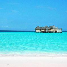 The Maldives Islands - Gili Lankanfushi #Maldives