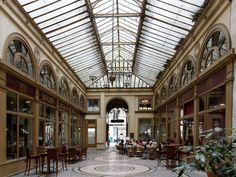 Paris: Top 10 des plus beaux passages couverts parisiens - L'Express