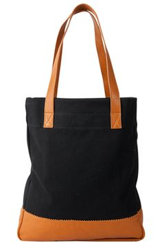 I like you, Mr. Louche Canvas Shoulder Bag.