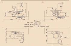 fotel stomatologiczny WYMIARY - Szukaj w Google