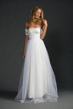 Vestidos de novia sencillos ¡13 Ideas a la moda! - Somos Novias