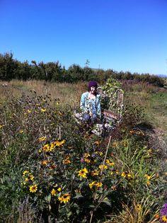 #wildflowers 2011 #hoodriverlavender #organic #hoodriver #oregon #beautiful #summer #gardening