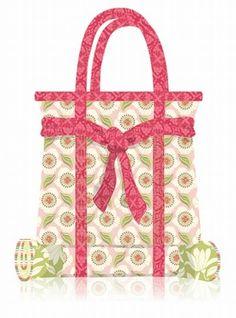 Free Sewing Pattern Moda Verna Bag Patterns