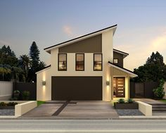 OJ Pippin Homes - Brisbane home builder Double Storey House, Walk In Robe, Alfresco Area, Open Plan Living, My Dream Home, Master Suite, Luxury Homes, Home And Family, New Homes