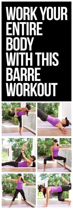 This no-excuse workout will work your whole body! (@Fitfluential)