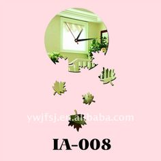 home decor wall clock $2.0~$3.0