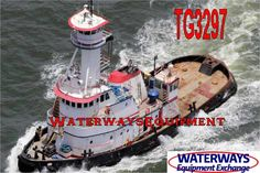 4000 HP ABS ocean tug is available for sale. Furthermore, this twin screw vessel is powered with ALCO main engines. Abs, Ocean, Crunches, Abdominal Muscles, The Ocean, Killer Abs, Six Pack Abs, Sea