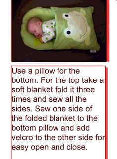 DIY- baby swaddler This is so cute! Def have to try my hand at this!