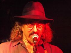 James McMurtry and his band, along with the opening act, Jonny Burke and Aaron Lee Tasjan, rocked the house, in Little Rock, AR, last night!