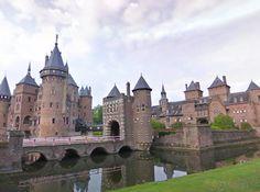 Pierre Cuypers (Dutch, 1827-1921), Castle De Haar, 1892