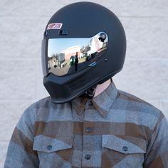 Simpson Street Bandit Helmet - Matte Black. Harley Davidson Motorcyle News 50cd735296d