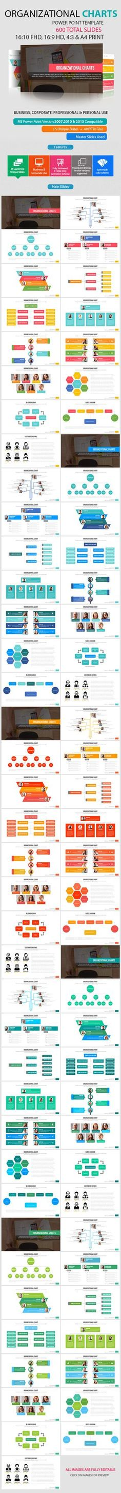 Organizational chart and hierarchy keynote template keynote organizational chart power point presentation abstract powerpoint templates maxwellsz
