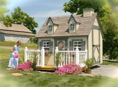 Cape Cod Playhouse 6 x 8 With Floor Kit And DeckRail by Little Cottage Co., http://www.amazon.com/dp/B0012OUUU8/ref=cm_sw_r_pi_dp_6Bf-rb16W4SE2