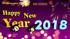 Happy New Year 2018 Hd Video 1080P Letest Videos