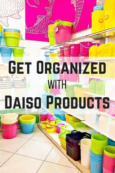 Need to get organized? I used Daiso products (the Japanese dollar store) to get my linen closet organized! Linen Closet Organization, Clutter Organization, Kitchen Organization, Organizing Ideas, Daiso Products, Daiso Store, Japanese Dollar Store, Store Hacks, Small Space Storage