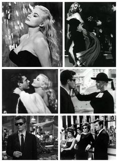 "scenes from ""la dolce vita"" (march 2014)"