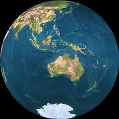 Views of the Earth from space - real time