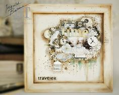 Shabby Chic Treasures and Junkyard Findings project by Olga! #ingvildbolme