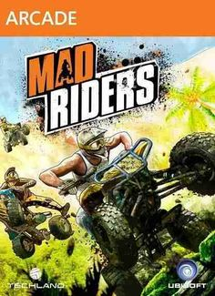 62bf0e4219db Mad Riders is an adrenaline-fueled off-road arcade racing recreation.  perform aerial