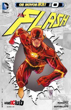 The flash os novos 52 #000 by Paraiso dos Livros