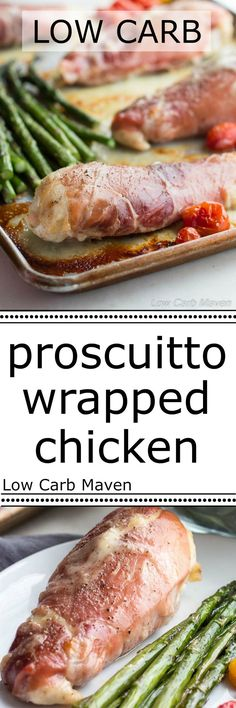 Proscuitto wrapped c
