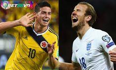 Bet98vn-Nhận định bóng đá Colombia vs Anh, WC 2018