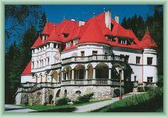 Kunerad Castle, Slovakia