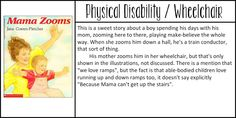Children's Books That Include Characters with Disabilities Disability Awareness, Best Novels, Sweet Stories, Her World, He Day, Learning Disabilities, Book Lists, Children's Books, Book Worms