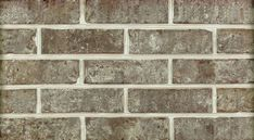 Stone Chase Modular Brick with Grapvine Mortar Pattern
