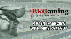 """EKG's Mike Kennedy talks GameStop's """"Damaging"""" Influence and how EKGaming.com could revolutionize video game retail"""