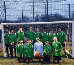 Last night the year 8 Football team continued their winning streak with a 4-2 victory over RSA.