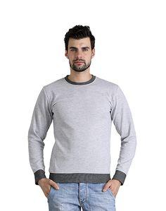 Men's Grey Sweat Shirt – Atheno India