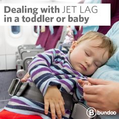 Switching time zones when you travel- even by just an hour- can be really tough with babies and toddlers.     Find out how to make the transition easier so your child gets more sleep.