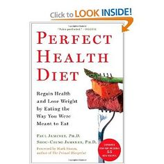 Perfect Health Diet: Regain Health and Lose Weight by Eating the Way You Were Meant to Eat: Ph.D. Paul Jaminet Ph.D., Shou-Ching Jaminet Ph.D., Mark Sisson: 9781451699159: Amazon.com: Books