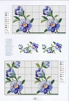 Small Cross Stitch, Cross Stitch Rose, Cross Stitch Borders, Cross Stitch Flowers, Cross Stitch Charts, Cross Stitch Designs, Cross Stitching, Cross Stitch Embroidery, Embroidery Patterns
