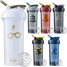 Shop for Blender Bottle Harry Potter Series oz. Shaker Mixer Cup with Loop Top - 28 oz. Get free delivery On EVERYTHING* Overstock - Your Online Kitchen & Dining Store! Magia Harry Potter, Objet Harry Potter, Mode Harry Potter, Harry Potter Merchandise, Harry Potter Room, Harry Potter Gifts, Harry Potter Birthday, Harry Potter World, Harry Potter Things