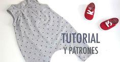 Sigue los pasos de este tutorial de costura de OH, MOTHER MINE y podrás hacerle a tu peque un precioso mono.