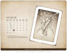 We are the wee artists known as the Picsees and this is our official website where you can sneak into the faerie world through pictures drawn and stories told. Desktop Calendar, Pictures To Draw, Faeries, This Is Us, Poems, March, Personalized Items, Digital, Gifts