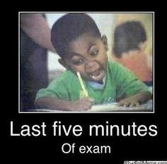 Final Minutes! AHHH!
