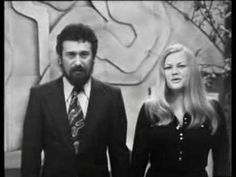 1974 Eva Pilarová a Waldemar Matuška - Jdem tmou - Nechoď dál