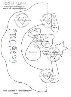 Guirlanda de Maternidade Pietro pagina 2