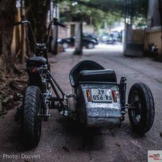 Mercenary Garage: Sidecar Cub #SidecarCub #Mercenary #MercenaryGarage